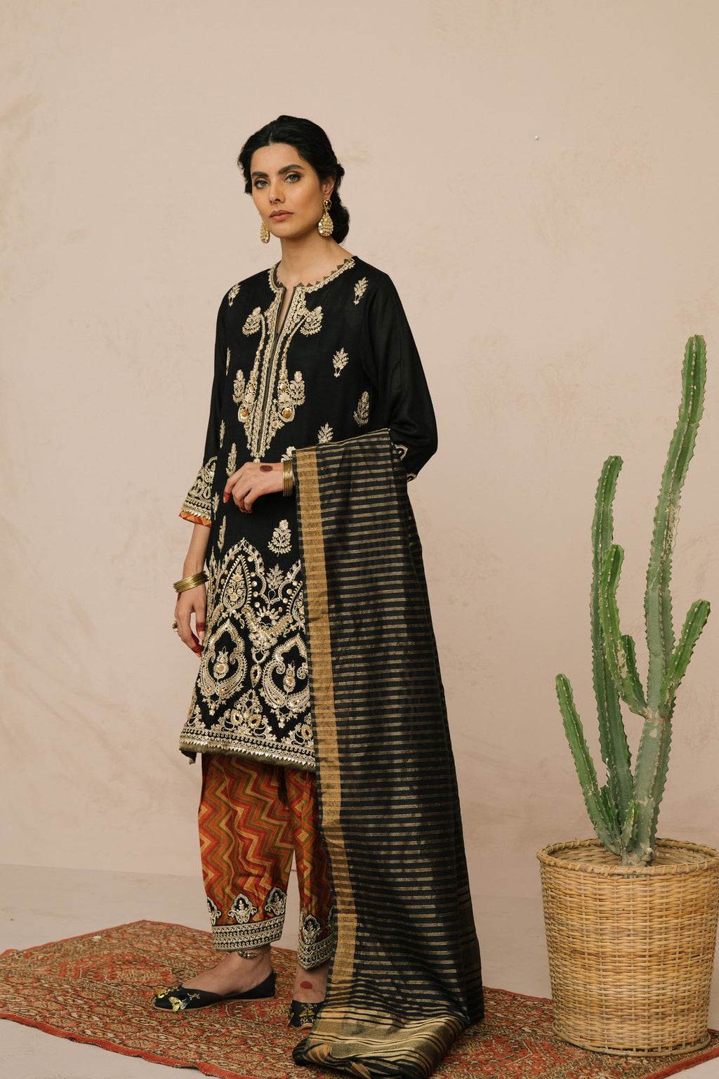 Boutique Suit (WTB101729) - Ethnic by Outfitters