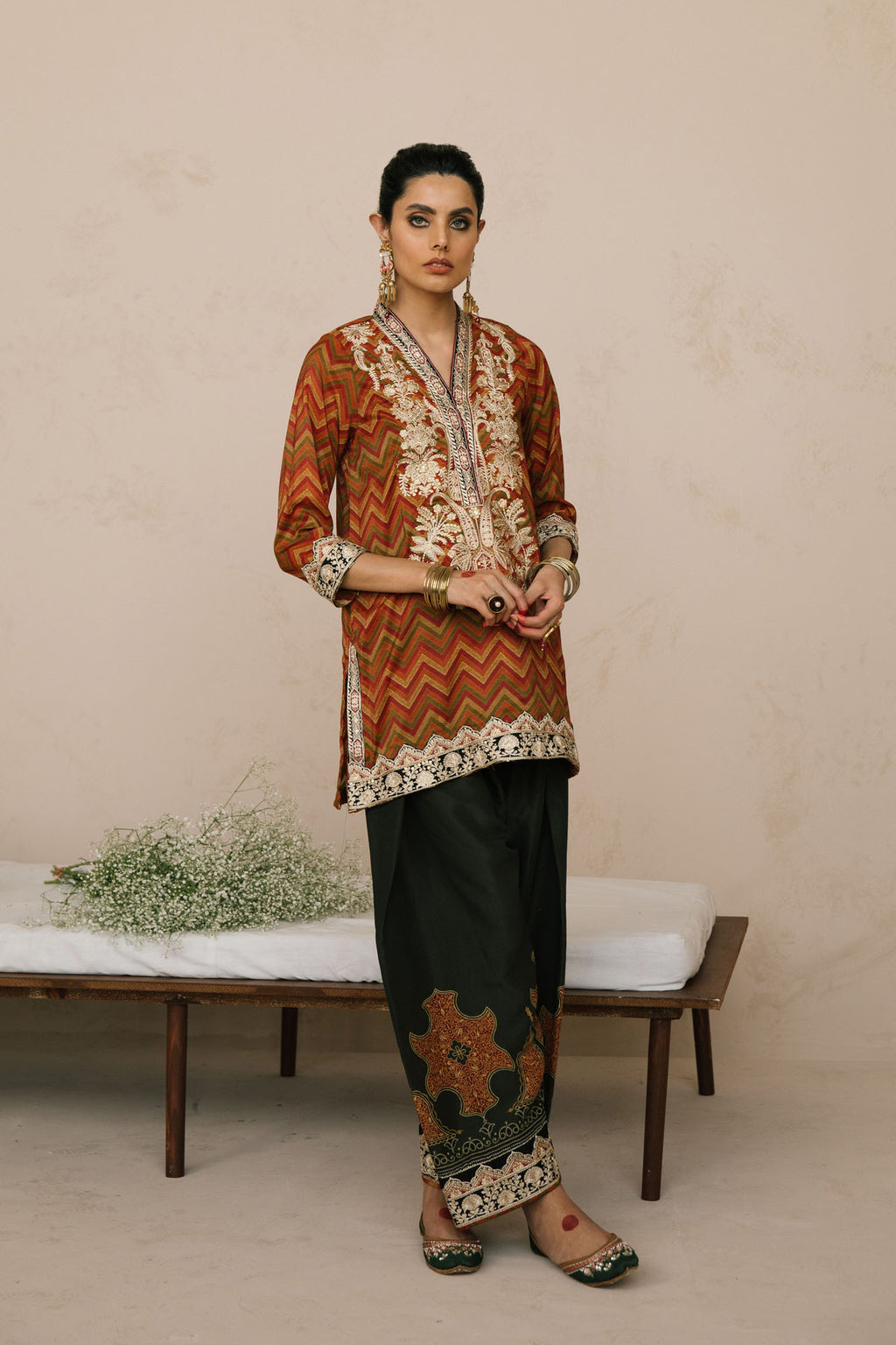 Boutique Suit (WTB101735) - Ethnic by Outfitters