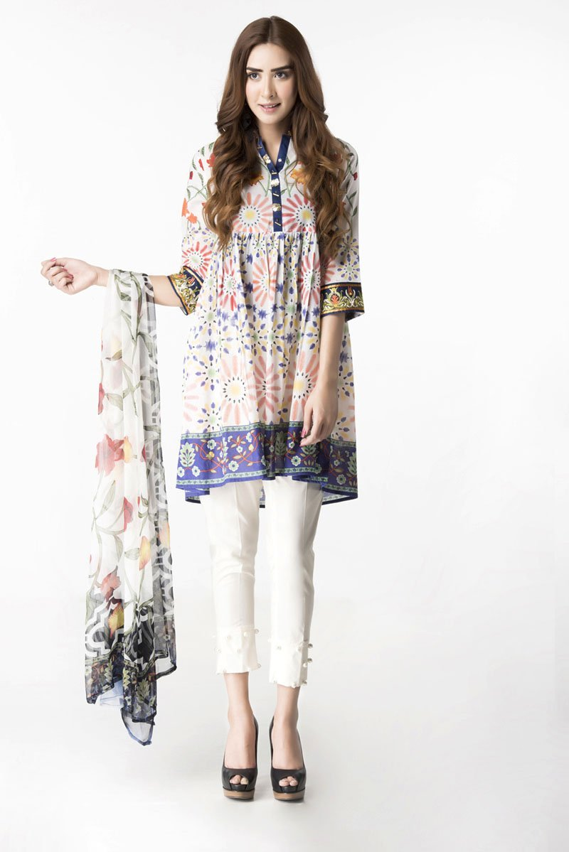 BOUTIQUE SHIRT WITH DUPATTA