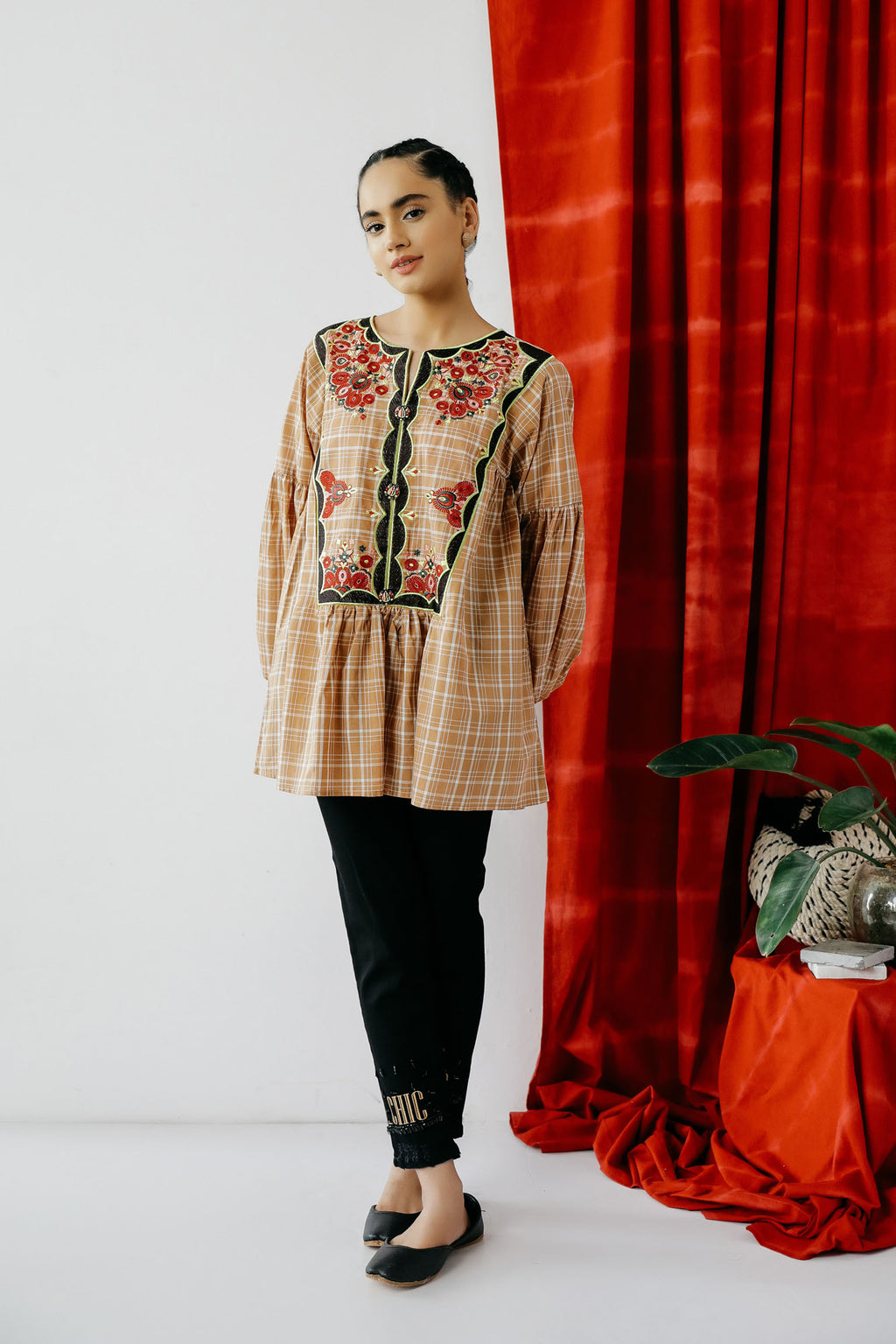Fusion Kurti (WTB201476) - Ethnic by Outfitters