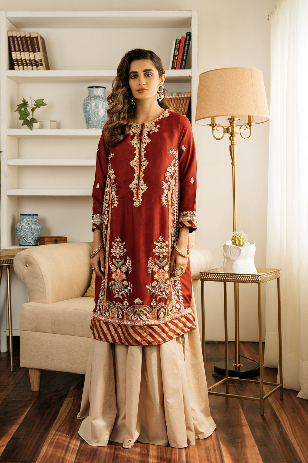 BOUTIQUE SUIT (WTB201511) - Ethnic by Outfitters