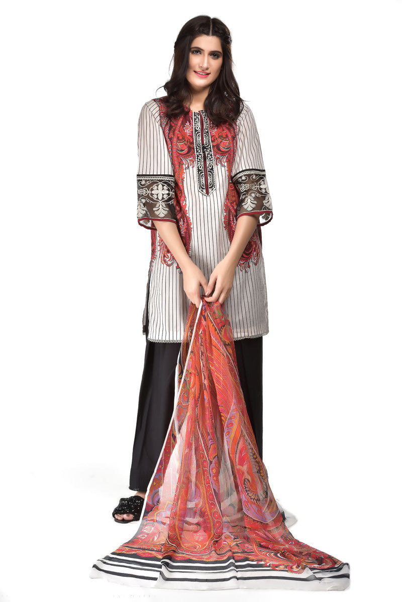 BOUTIQUE SHIRT AND DUPATTA