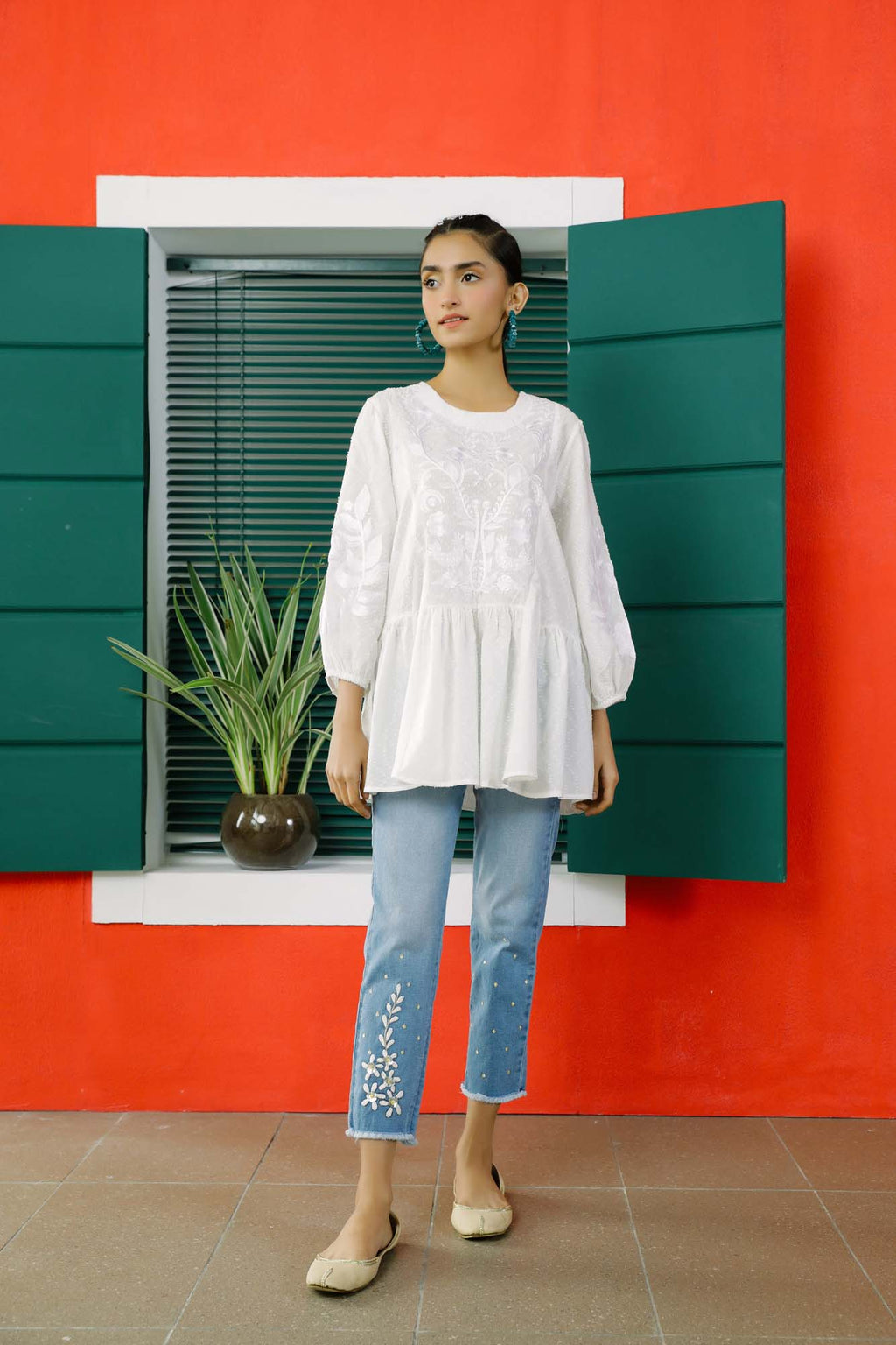 Fusion Top (WTB101560) - Ethnic by Outfitters
