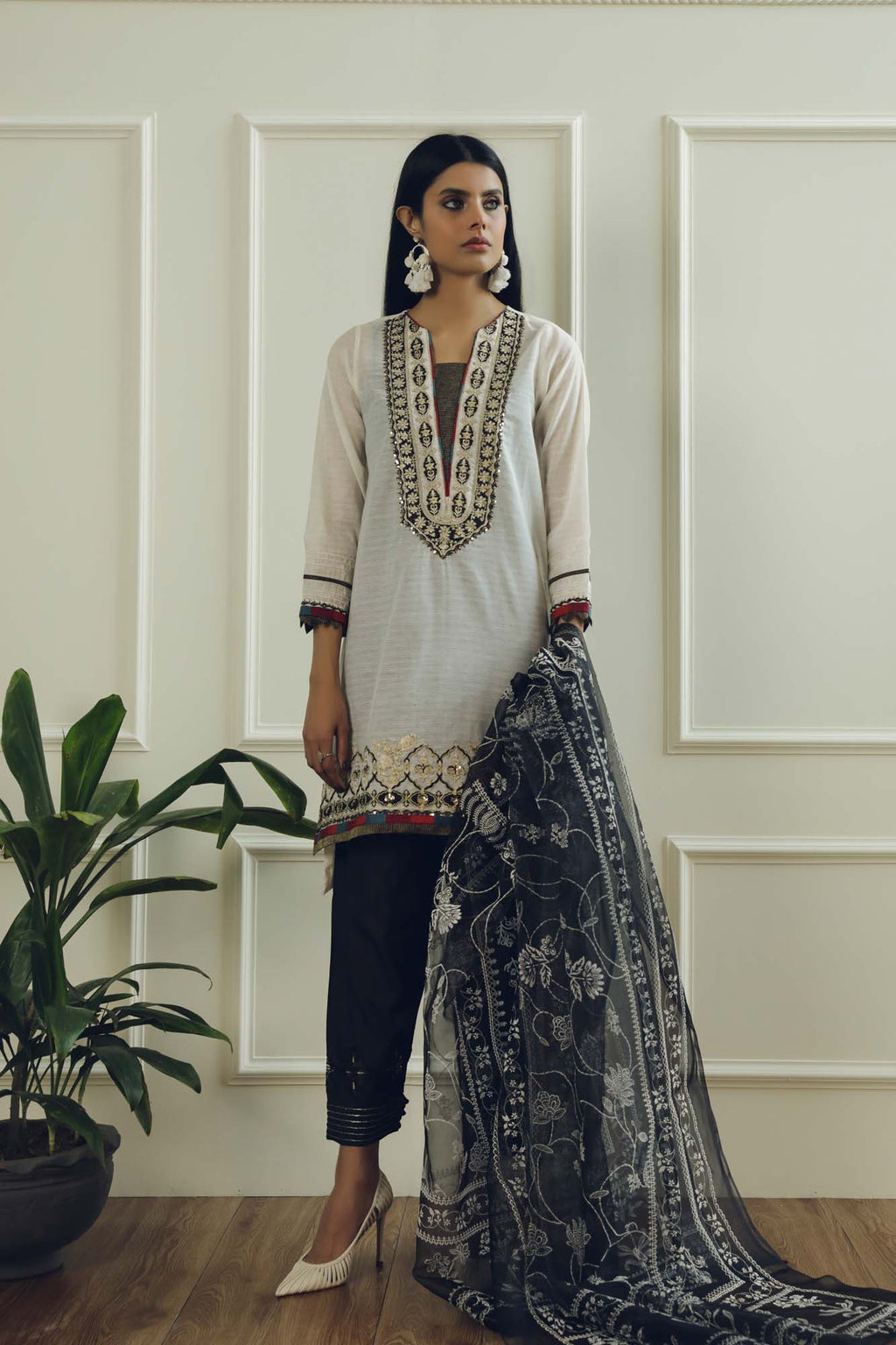 Boutique Suit (WTB101656) - Ethnic by Outfitters