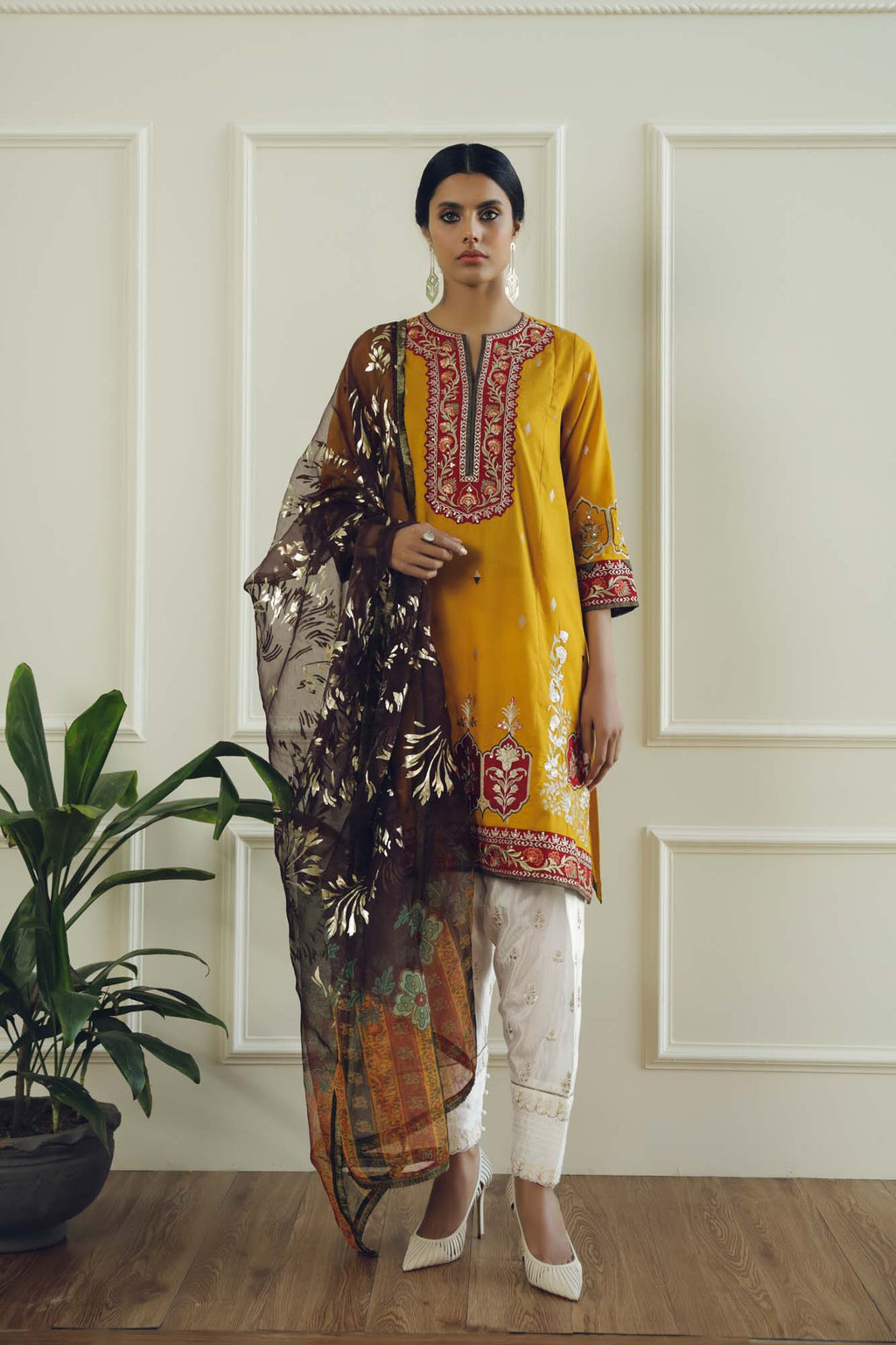 Boutique Suit (WTB101667) - Ethnic by Outfitters