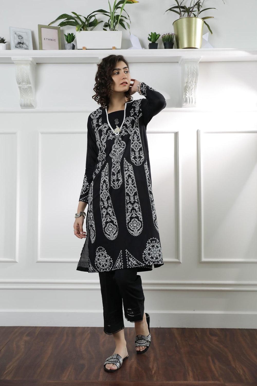 Casual Shirt (WTC101160) - Ethnic by Outfitters