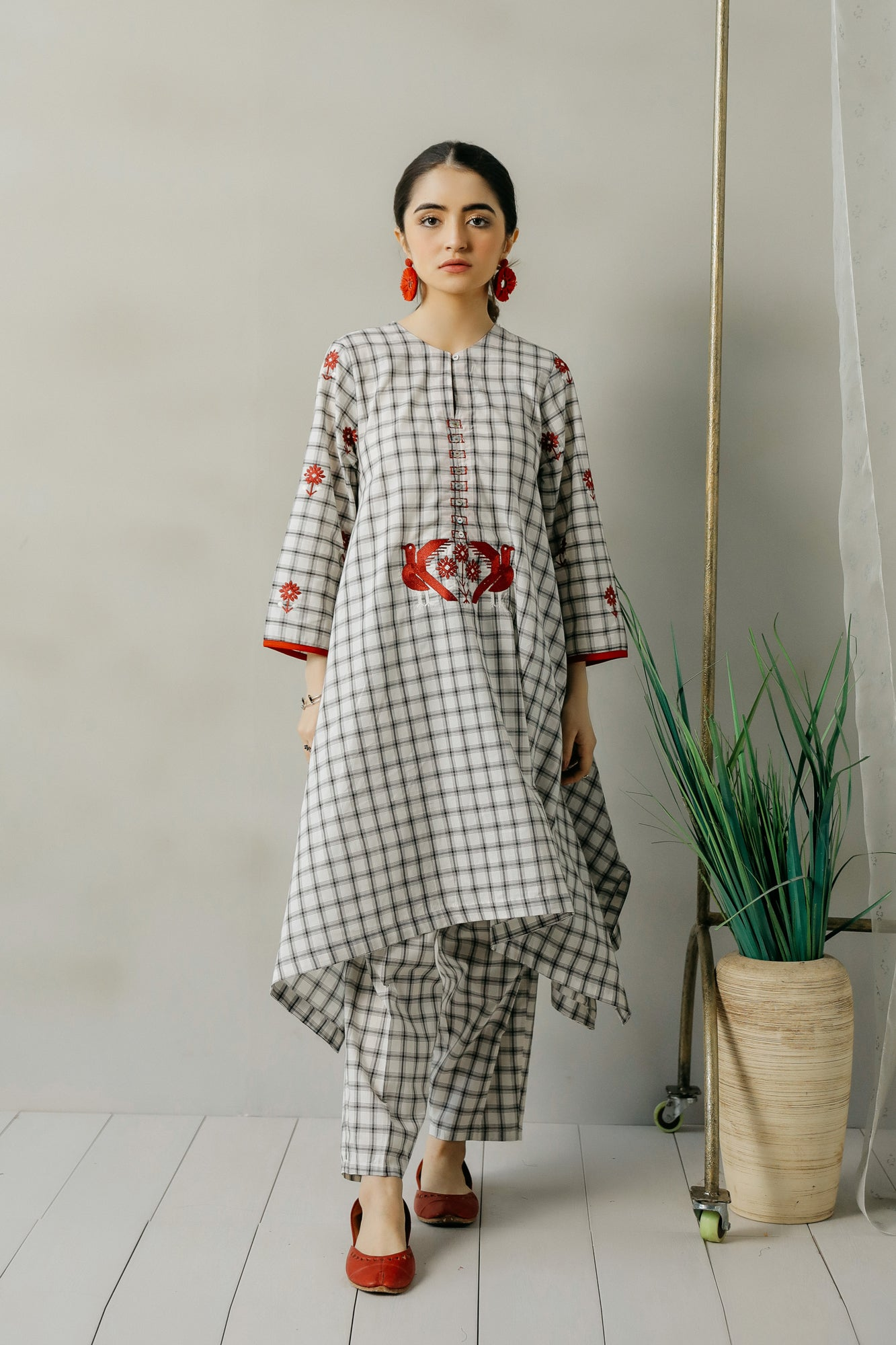 CASUAL SUIT (WTC111085) - Ethnic by Outfitters