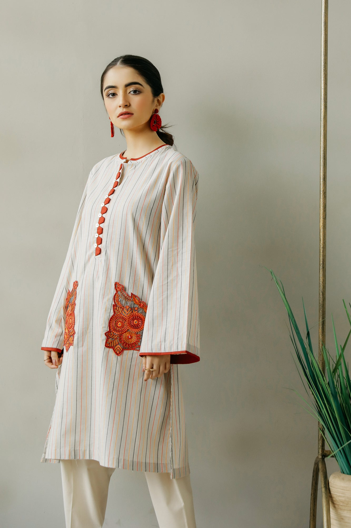 CASUAL SHIRT (WTC111111) - Ethnic by Outfitters
