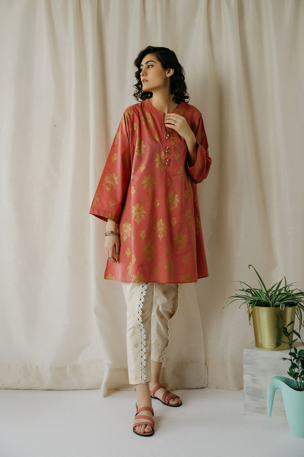 Casual Shirt (WTC201029) - Ethnic by Outfitters