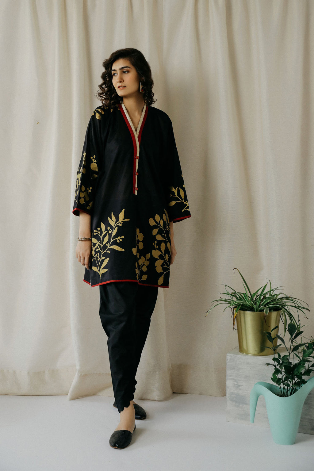 Casual Shirt (WTC201034) - Ethnic by Outfitters