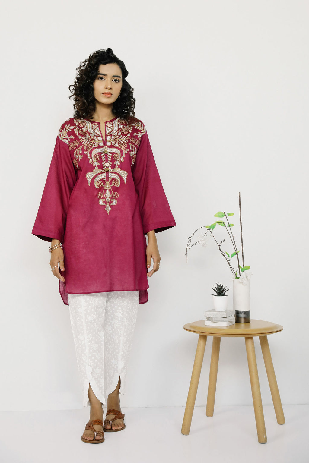 Casual Shirt (WTC201035) - Ethnic by Outfitters