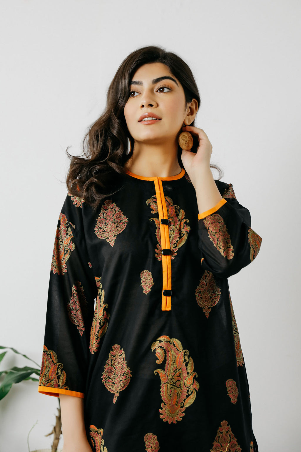 Casual Shirt (WTC201049) - Ethnic by Outfitters