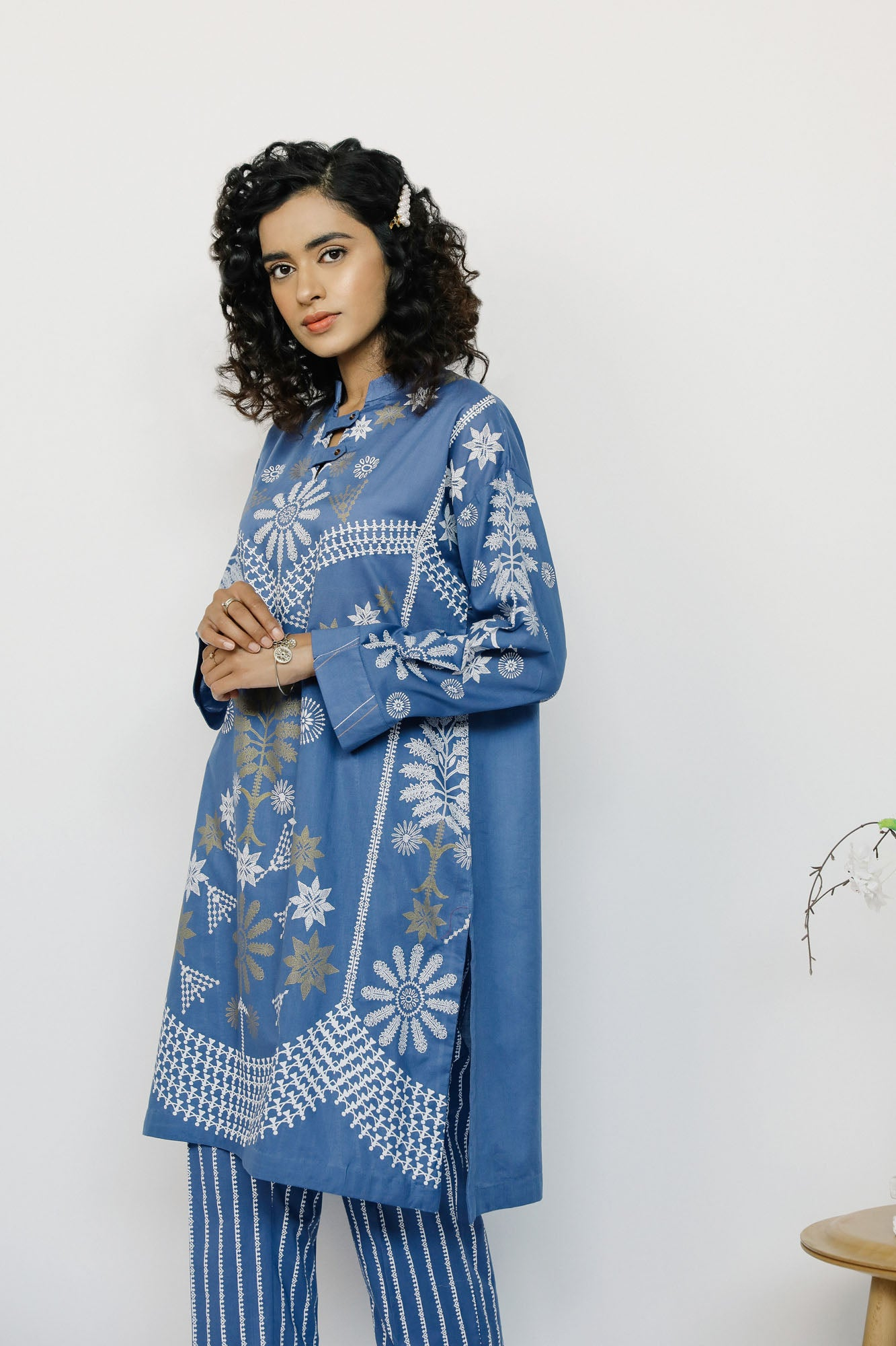 Casual Suit (WTC201107) - Ethnic by Outfitters