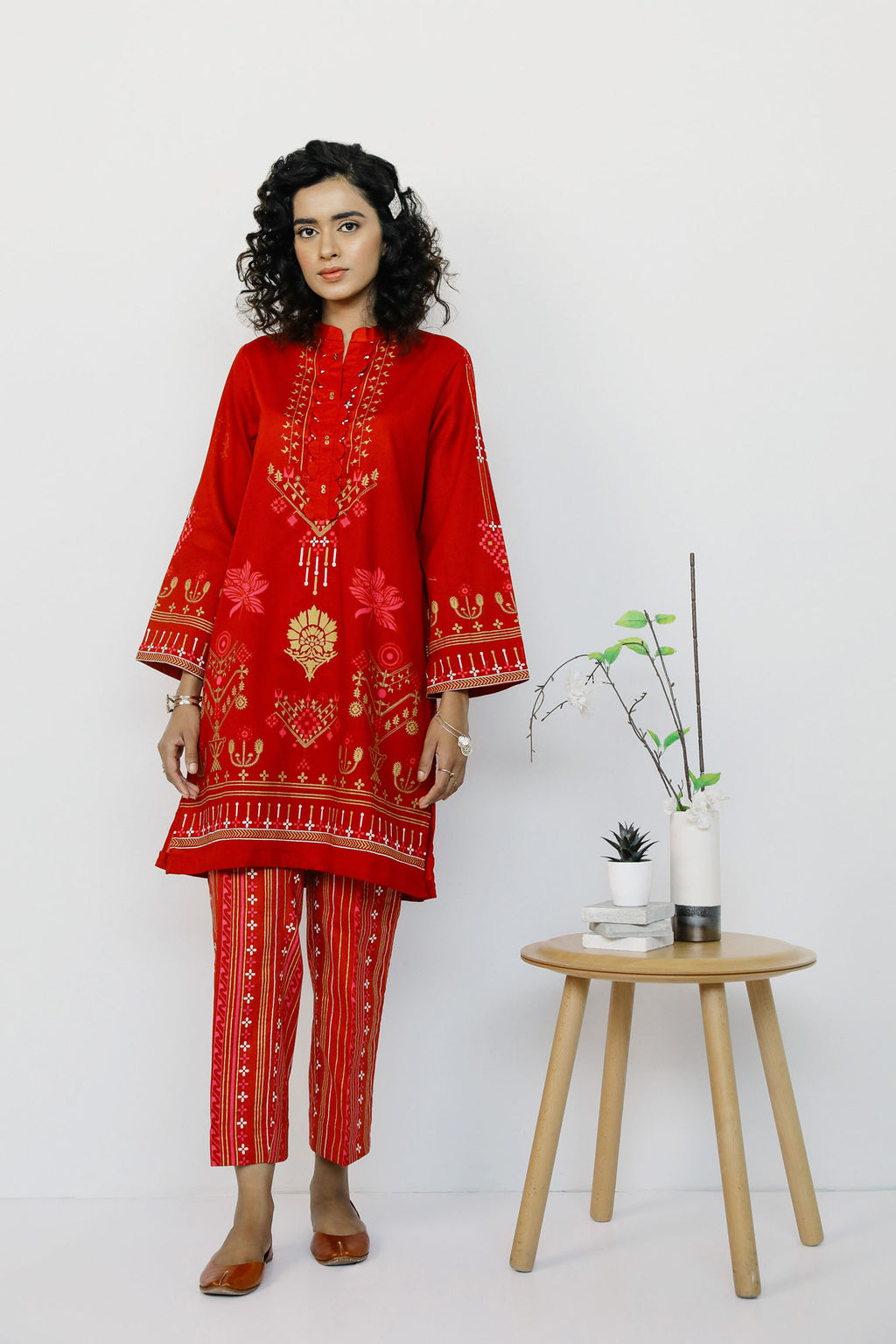 Casual Suit (WTC201110) - Ethnic by Outfitters