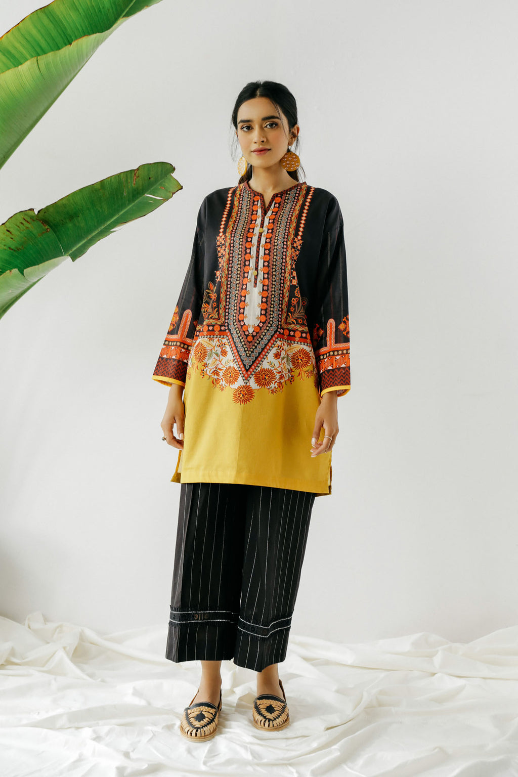 Casual Shirt (WTC301037) - Ethnic by Outfitters