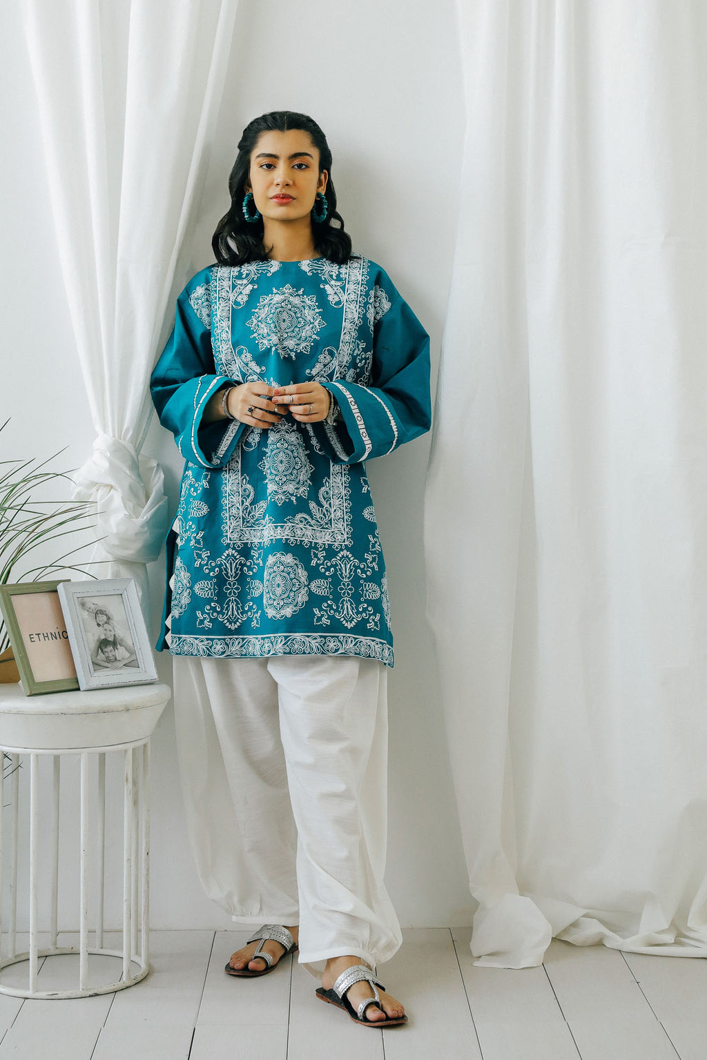 CASUAL SHIRT (WTC401005) - Ethnic by Outfitters