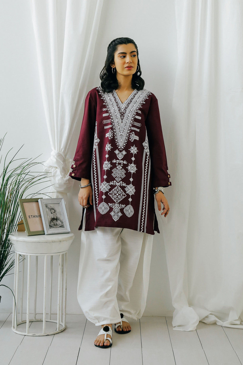 CASUAL SHIRT (WTC401007) - Ethnic by Outfitters