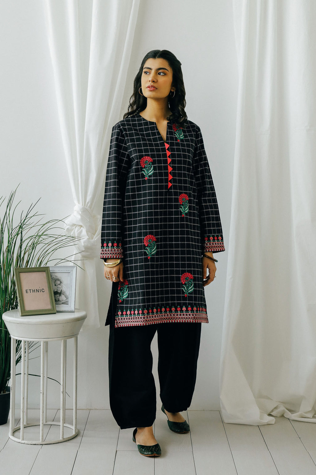 CASUAL SHIRT (WTC401010) - Ethnic by Outfitters