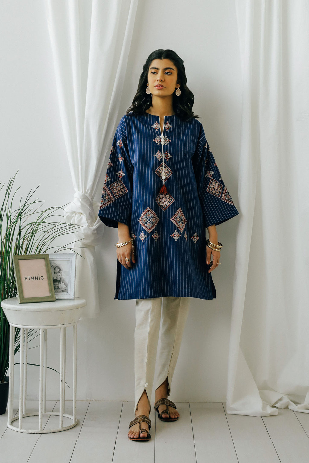 CASUAL SHIRT (WTC401012) - Ethnic by Outfitters