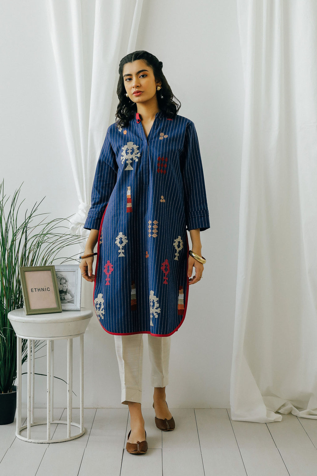 CASUAL SHIRT (WTC401013) - Ethnic by Outfitters