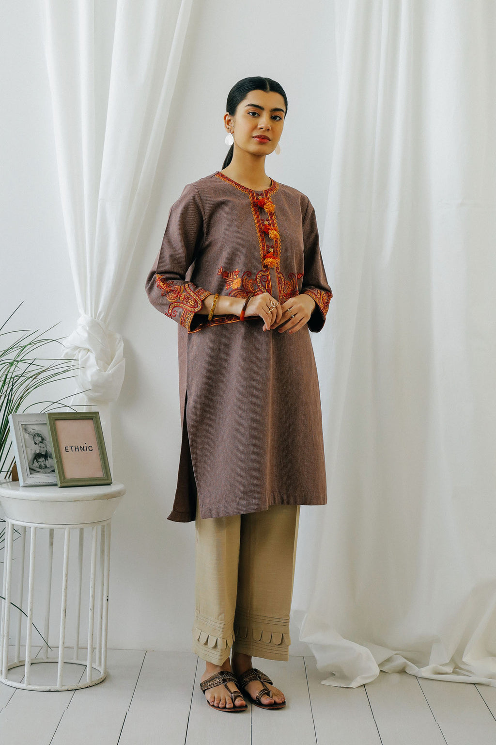 CASUAL SHIRT (WTC401014) - Ethnic by Outfitters