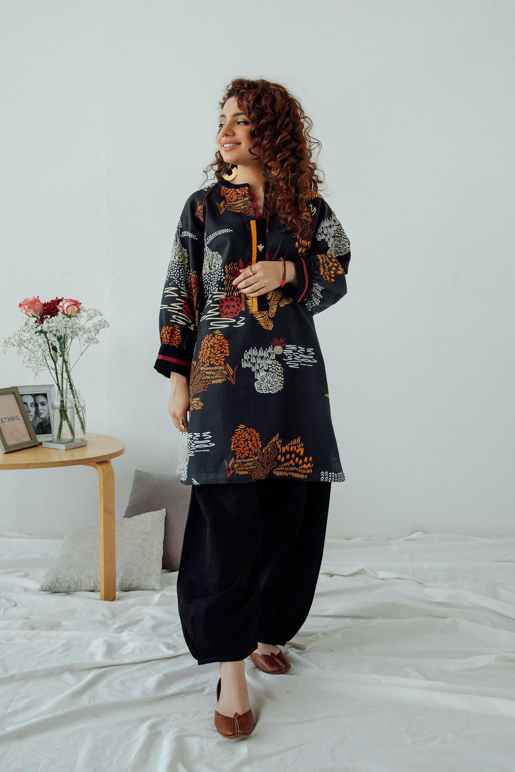 CASUAL SHIRT (WTC401058) - Ethnic by Outfitters