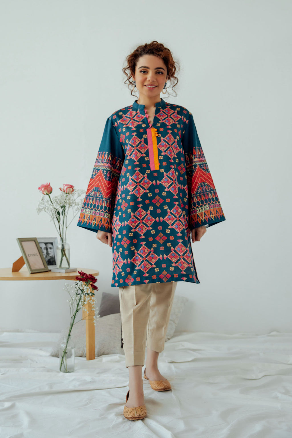 CASUAL SHIRT (WTC401067) - Ethnic by Outfitters