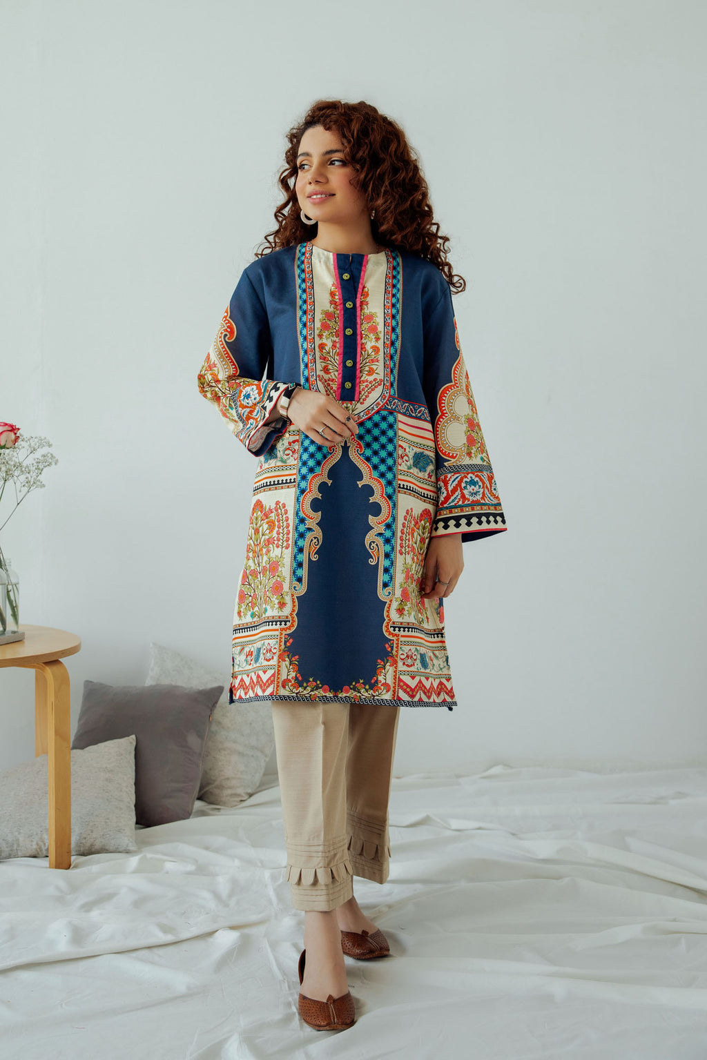 CASUAL SHIRT (WTC401068) - Ethnic by Outfitters