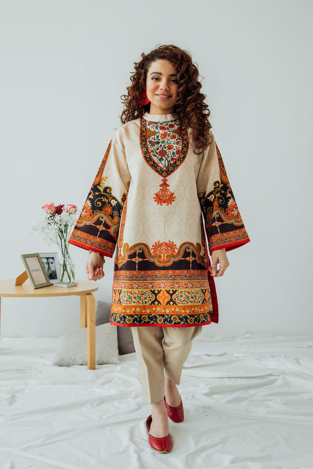 CASUAL SHIRT (WTC401069) - Ethnic by Outfitters