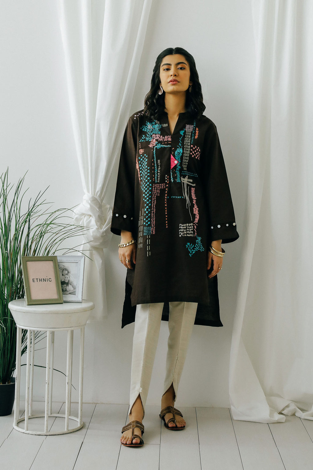 CASUAL SHIRT (WTC401071) - Ethnic by Outfitters