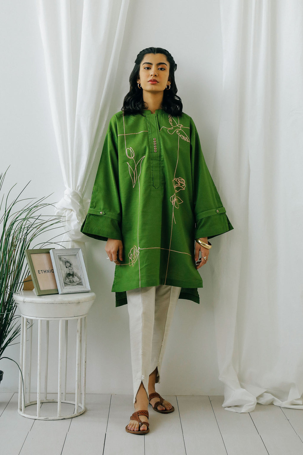 CASUAL SHIRT (WTC401078) - Ethnic by Outfitters