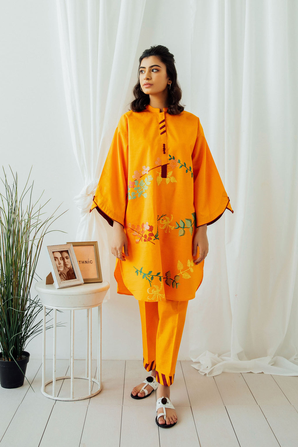 CASUAL SUIT  (WTC401079) - Ethnic by Outfitters