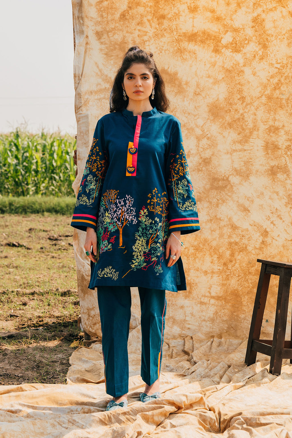 CASUAL SUIT (WTC401080) - Ethnic by Outfitters