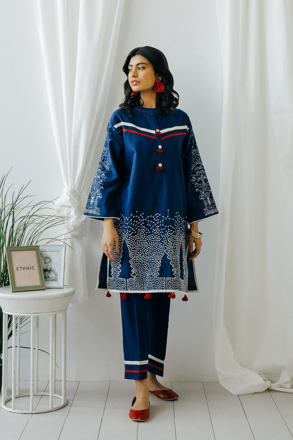 CASUAL SUIT (WTC401082) - Ethnic by Outfitters