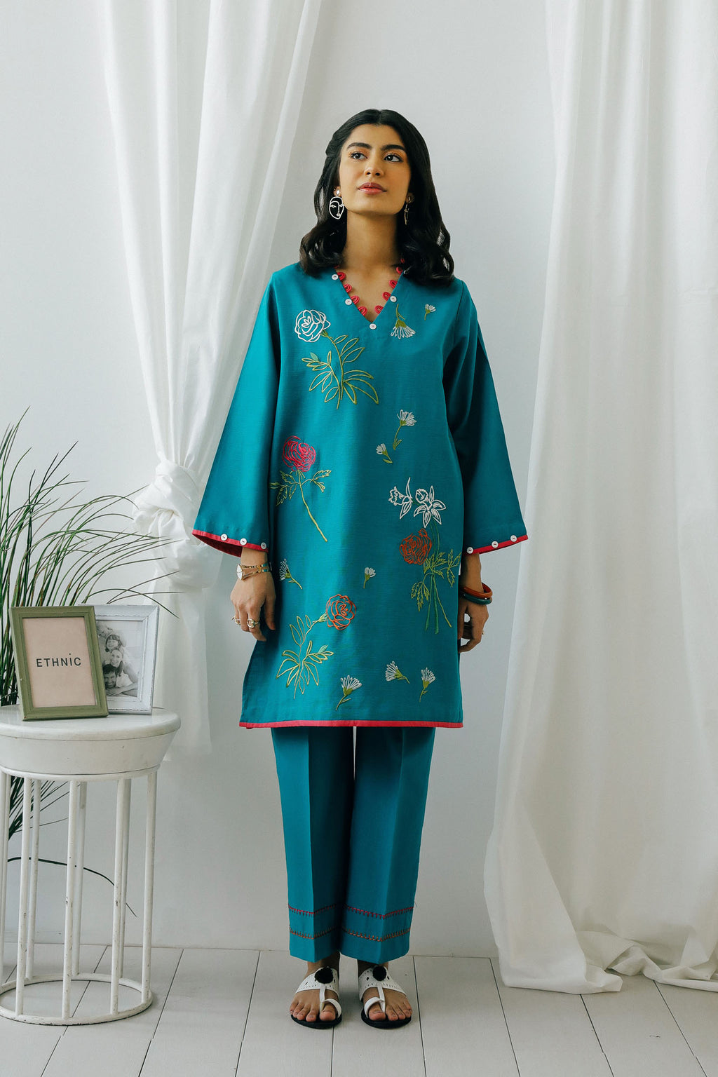 CASUAL SUIT (WTC401087) - Ethnic by Outfitters