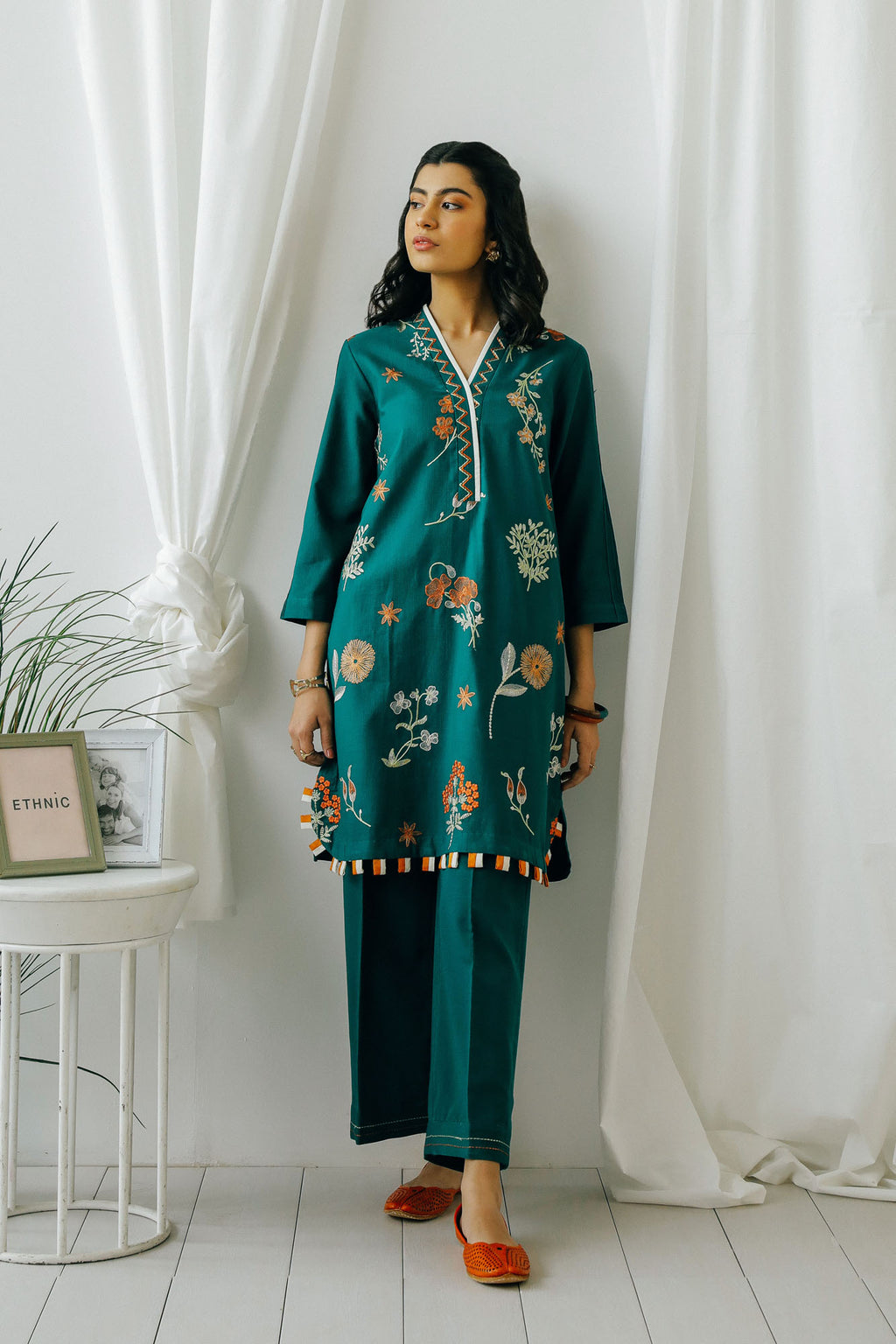 CASUAL SUIT (WTC401084) - Ethnic by Outfitters