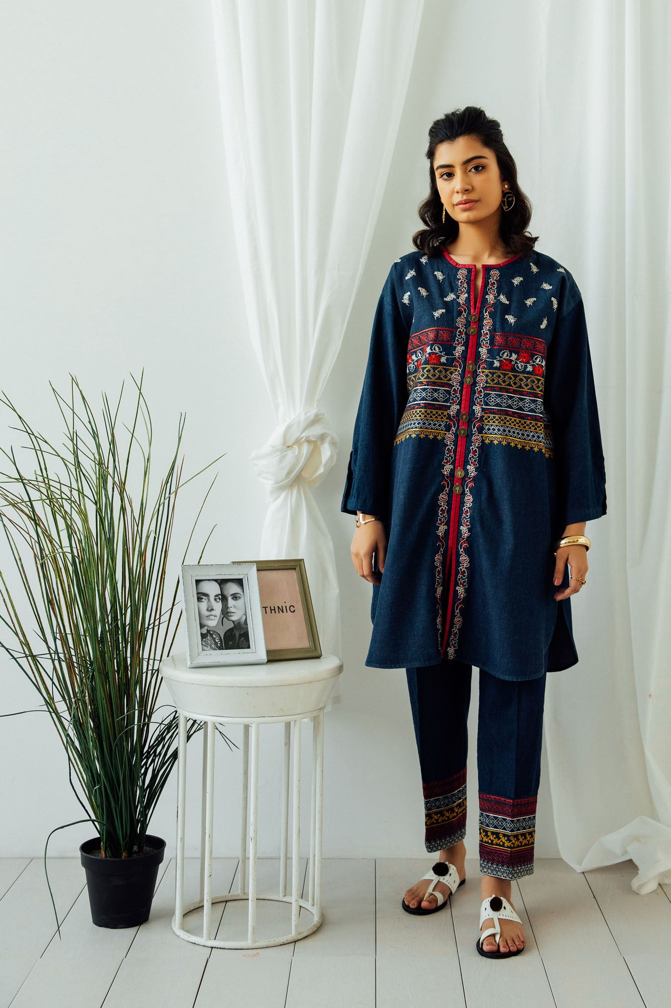CASUAL SUIT (WTC401126) - Ethnic by Outfitters