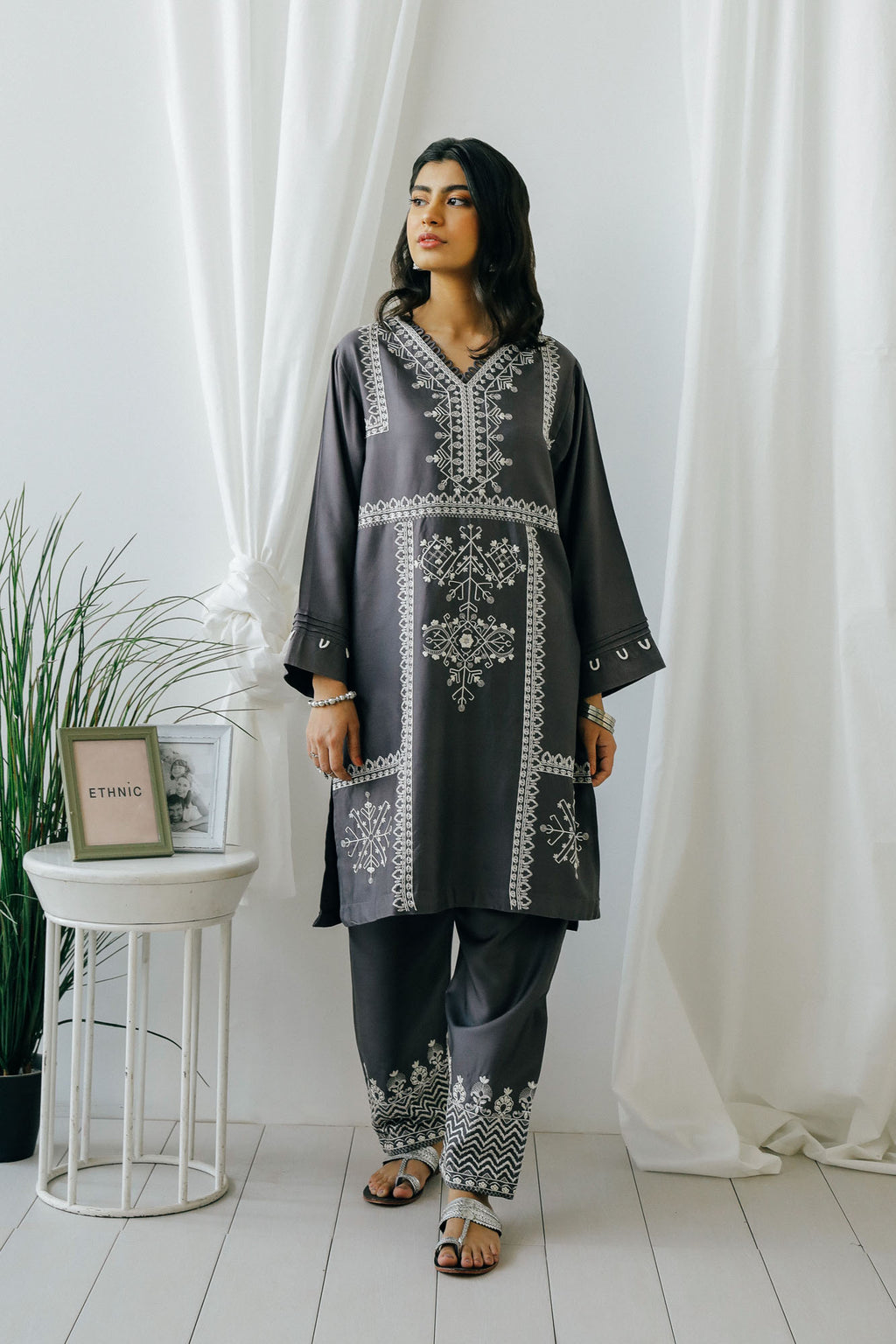 CASUAL SUIT (WTC401131) - Ethnic by Outfitters
