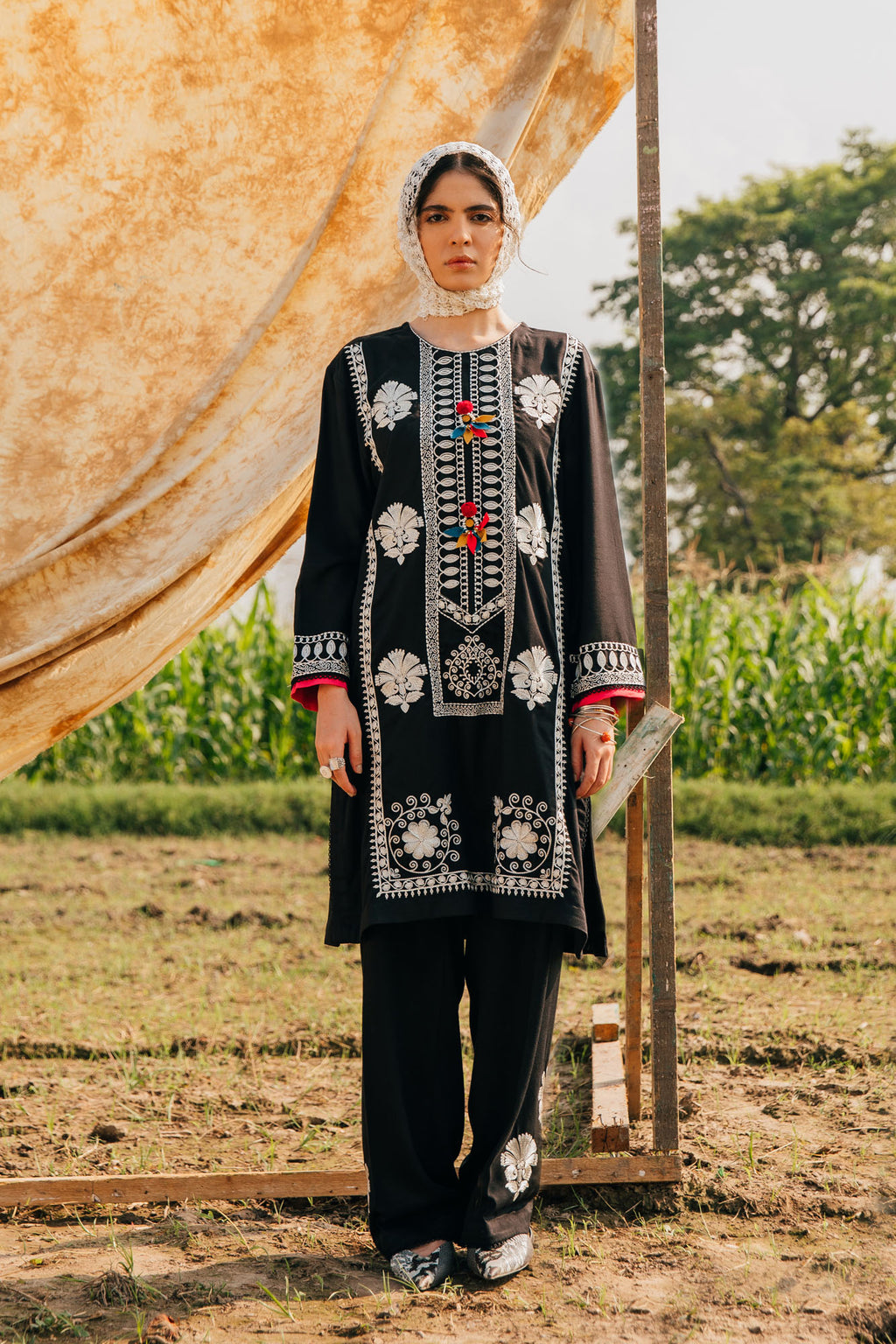 CASUAL SUIT (WTC401132) - Ethnic by Outfitters