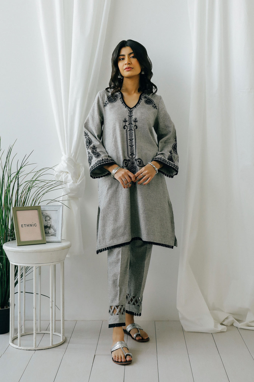 CASUAL SUIT (WTC401134) - Ethnic by Outfitters