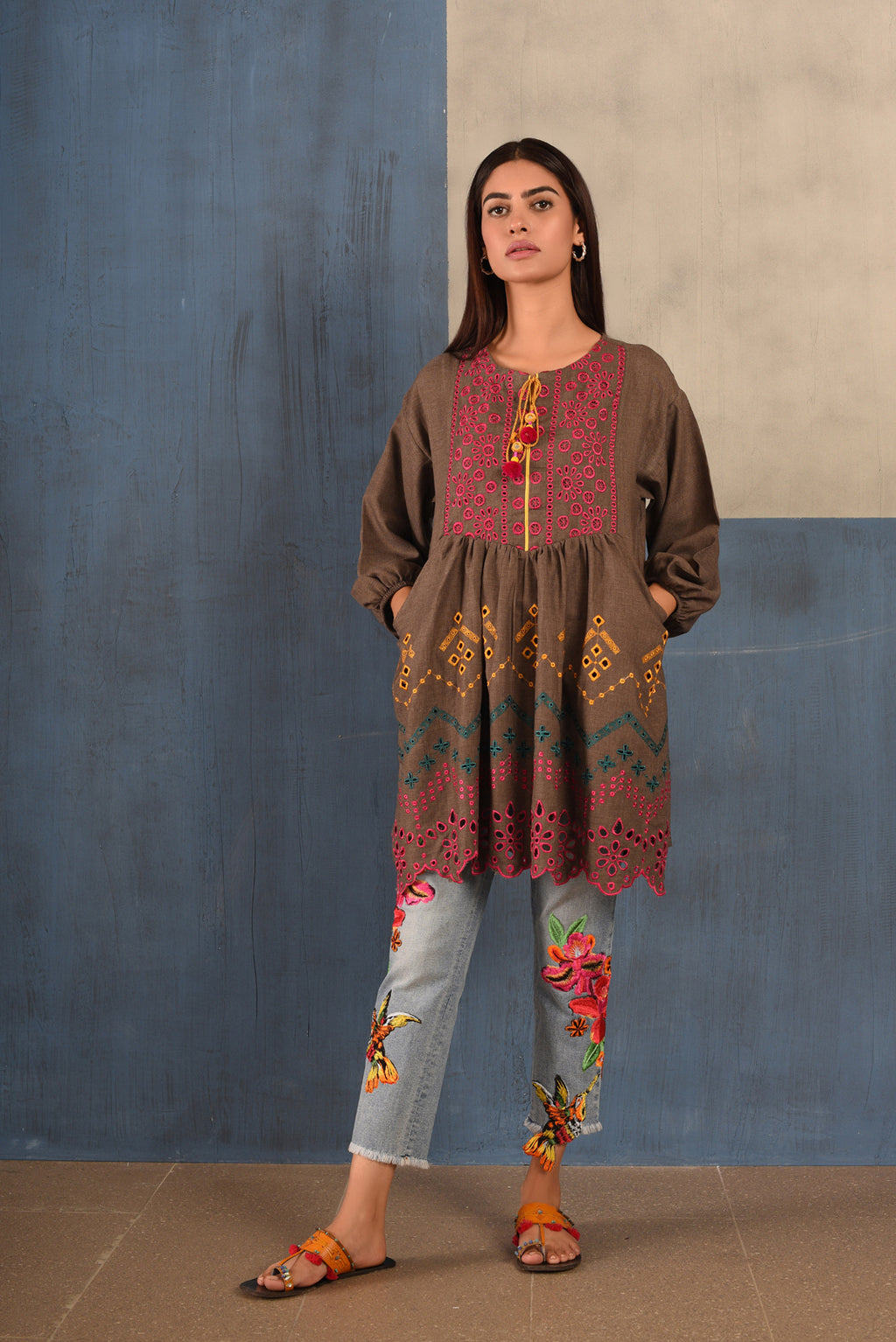 Fusion Kurti - Ethnic by Outfitters