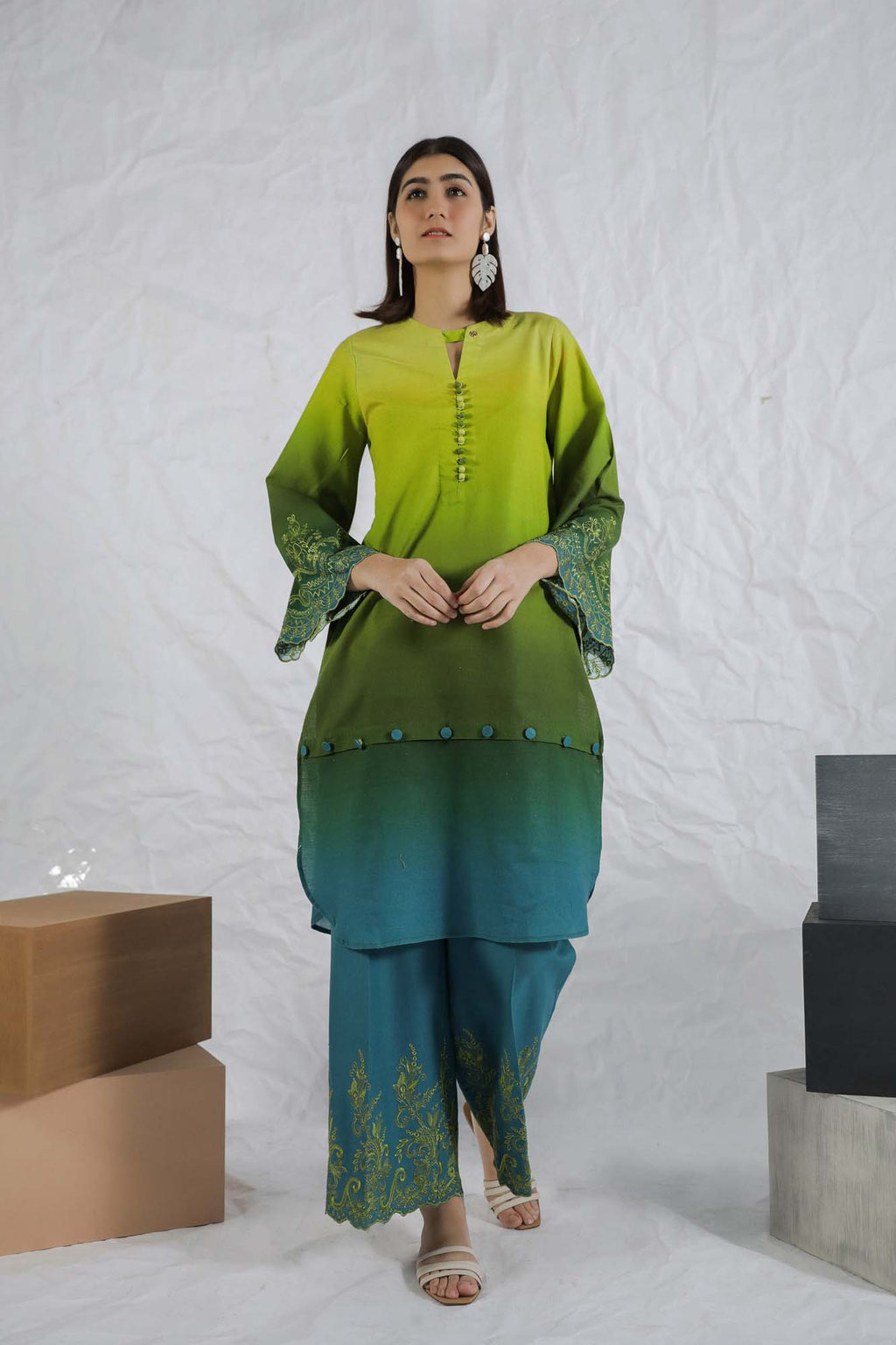 Casual Suits (Shirt + Trouser) - Ethnic by Outfitters