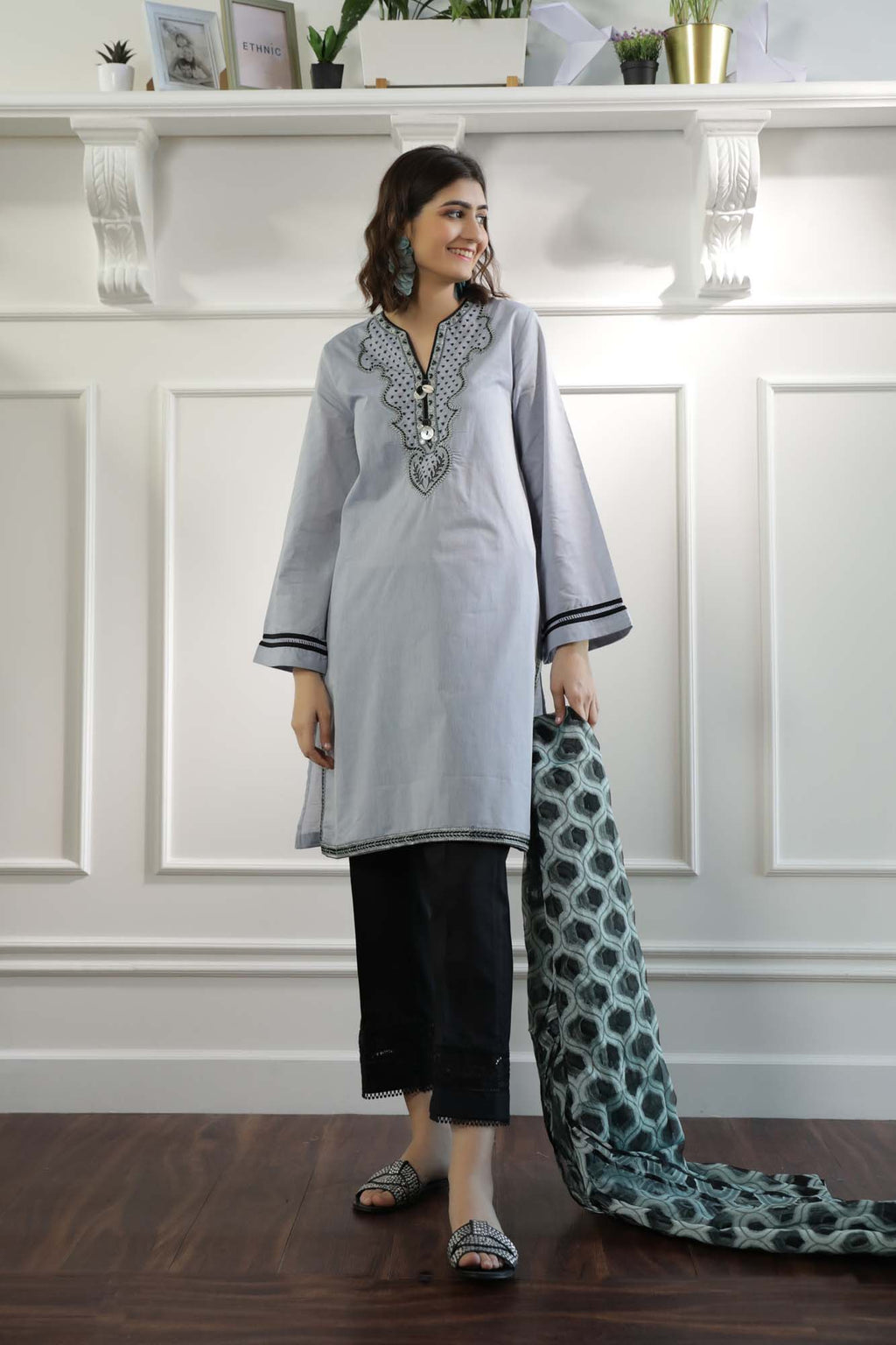 Casual Suit (WTC101198) - Ethnic by Outfitters