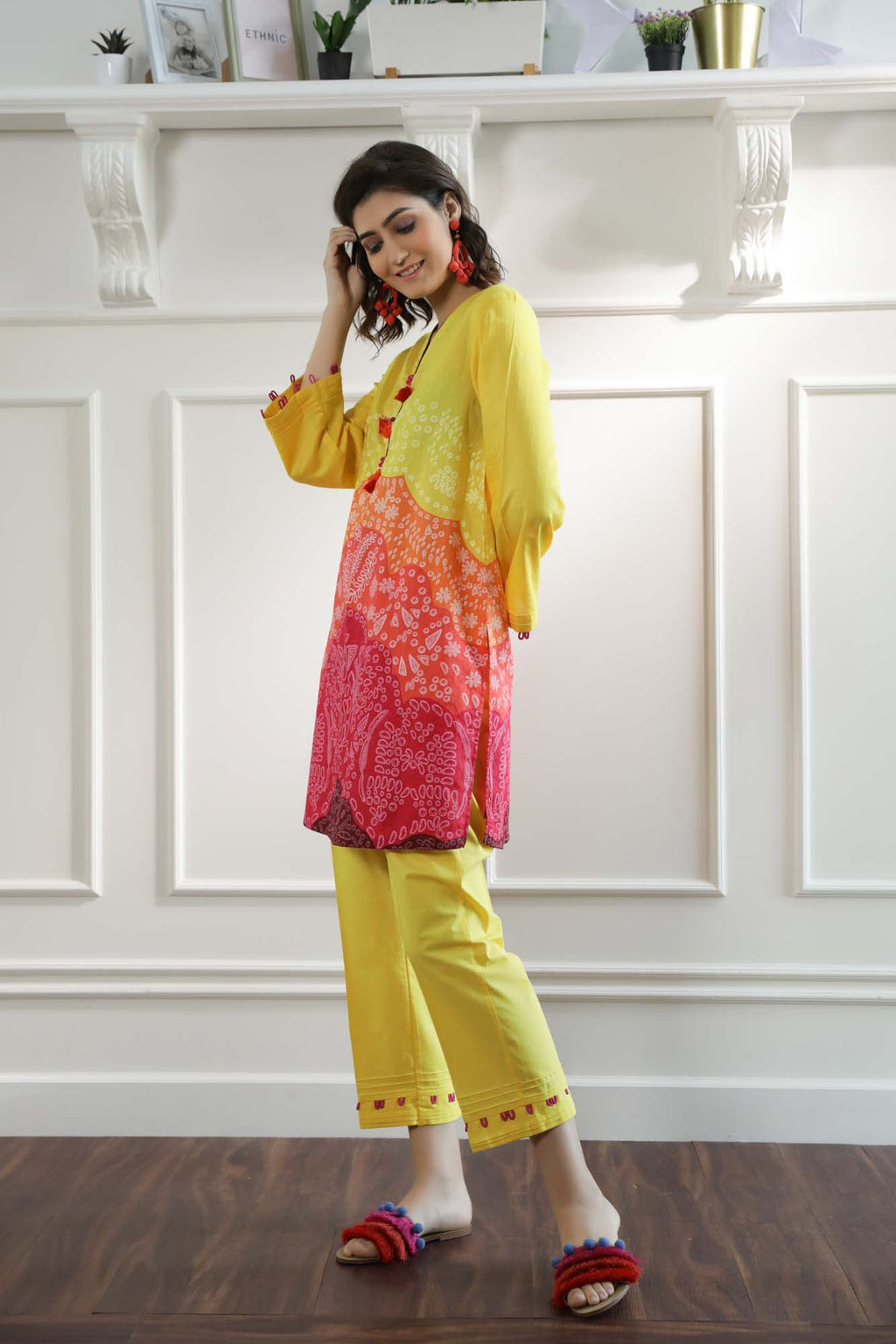 Casual Suit (WTC101344) - Ethnic by Outfitters