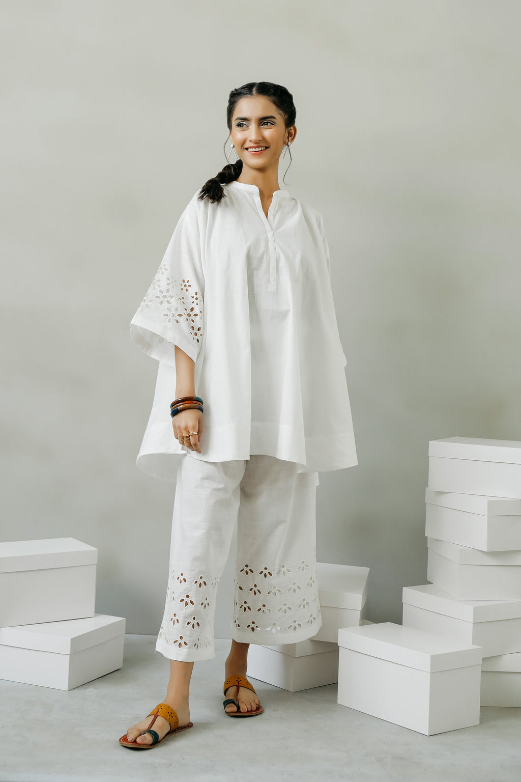 FUSION SUIT (WTF111634) - Ethnic by Outfitters