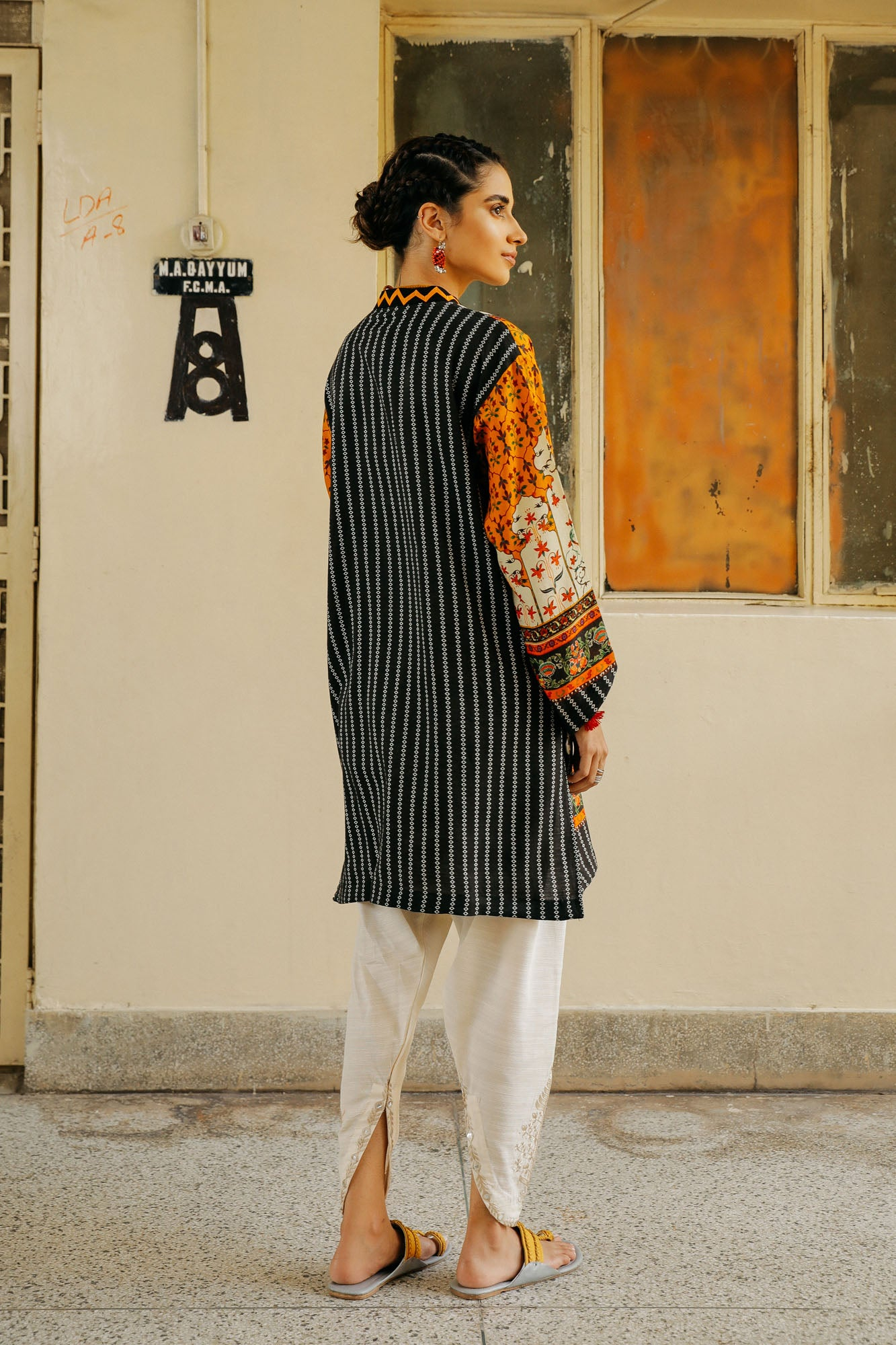 CAPSULE SHIRT (WTP401602) - Ethnic by Outfitters