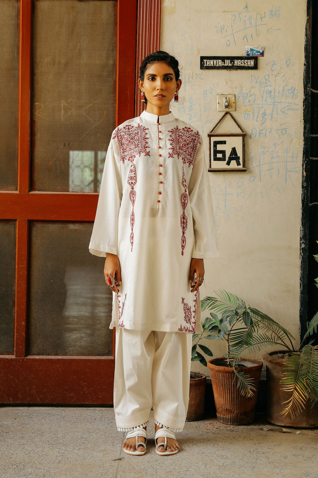 CAPSULE SHIRT (WTP401620) - Ethnic by Outfitters