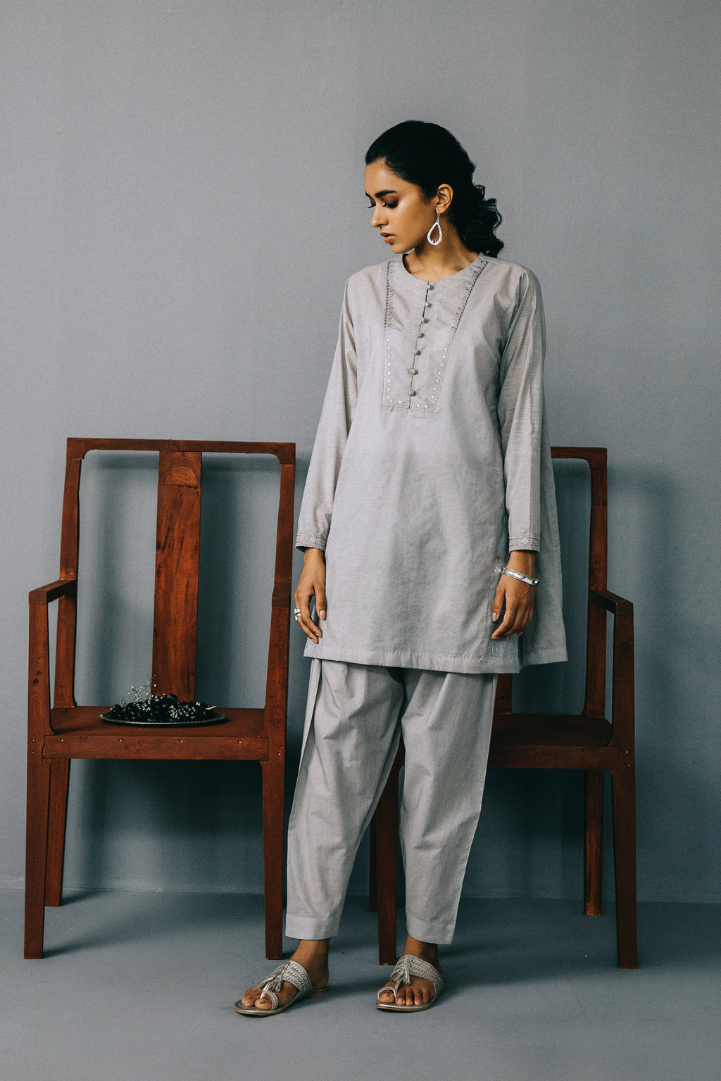 Rozana Shirt (WTR201314) - Ethnic by Outfitters