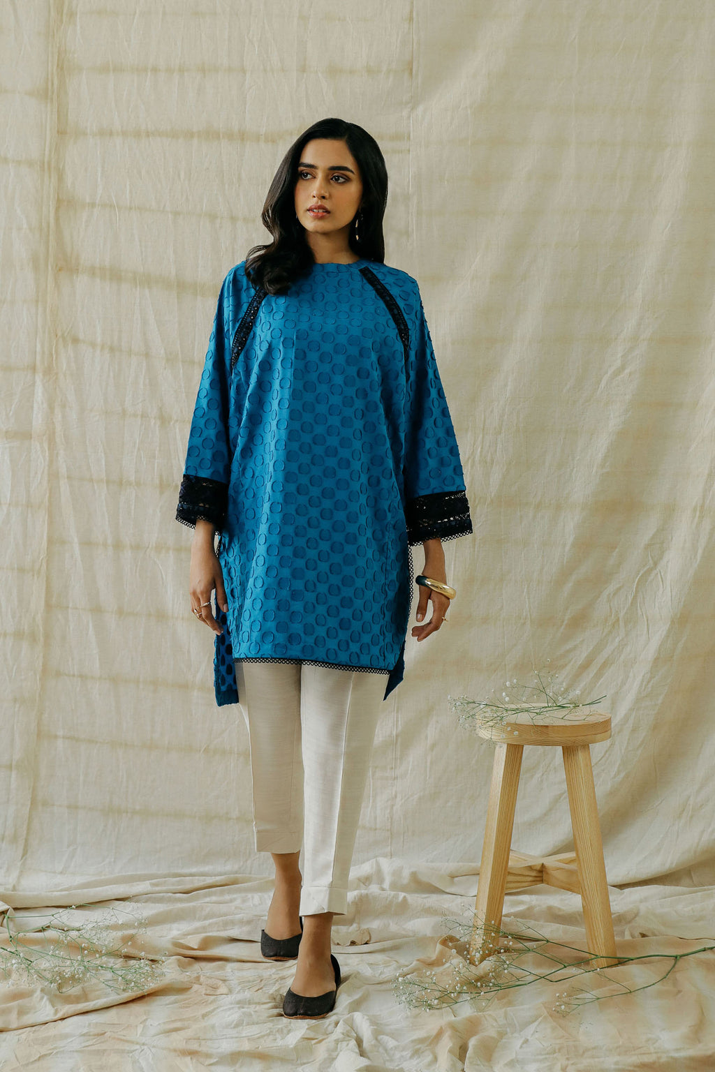 ROZANA SHIRT (WTR401341) - Ethnic by Outfitters