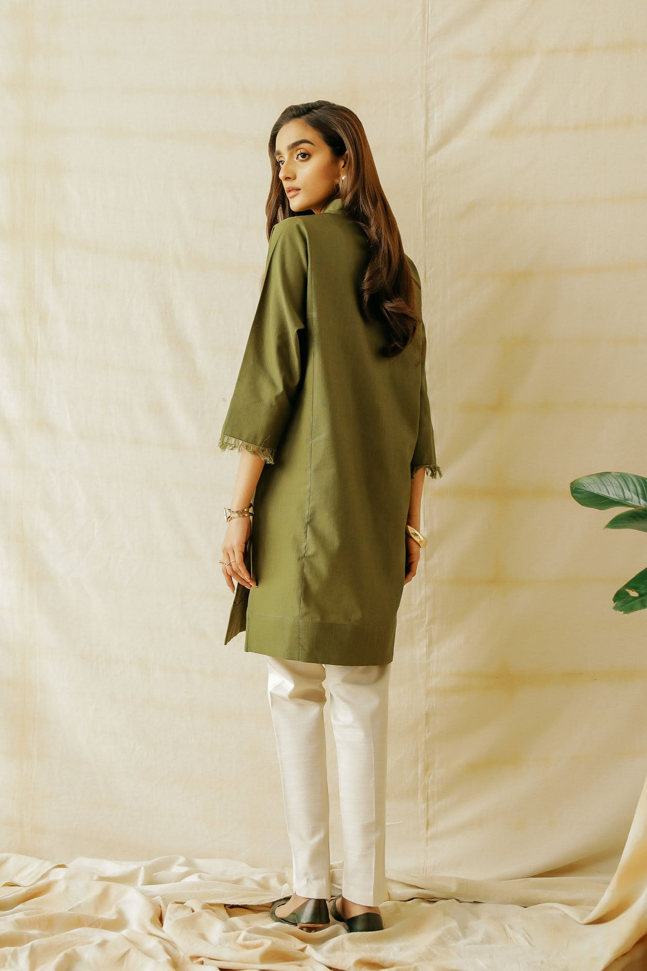 ROZANA SHIRT (WTR401421) - Ethnic by Outfitters